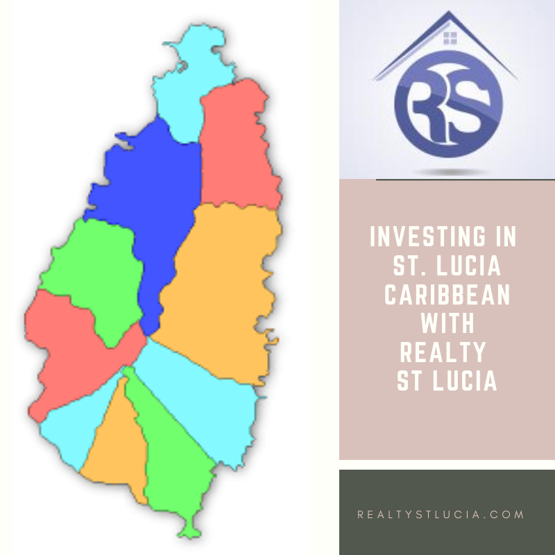 Investing in St Lucia with Realty St Lucia