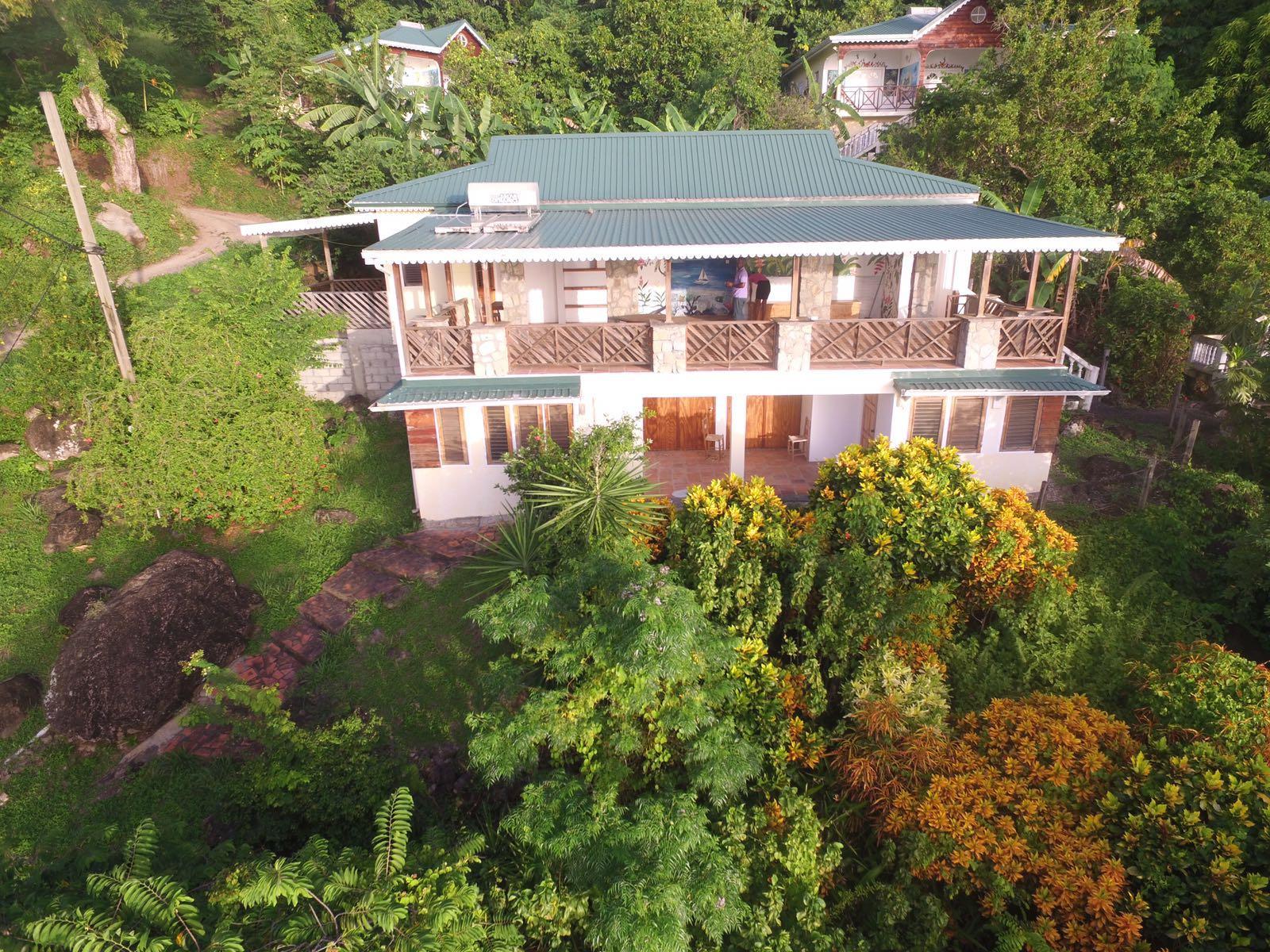 villas for sale in st lucia