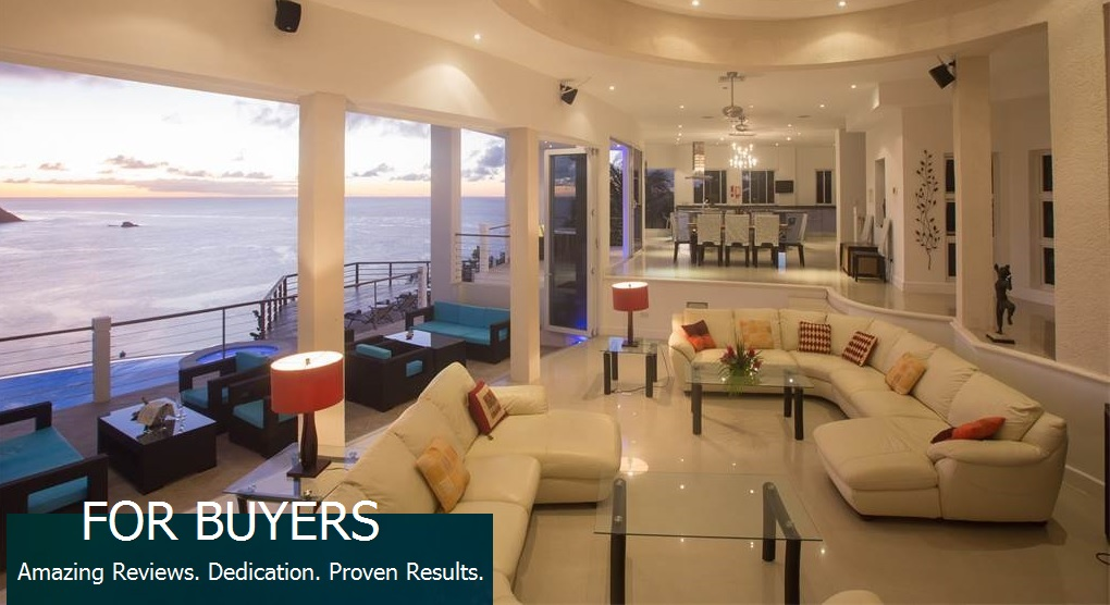 buying a house in st lucia