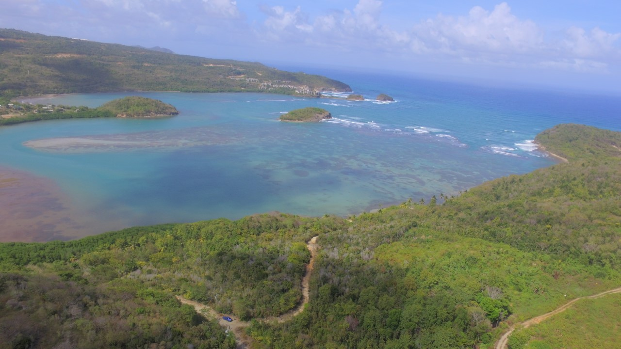 beach front land for sale in st lucia