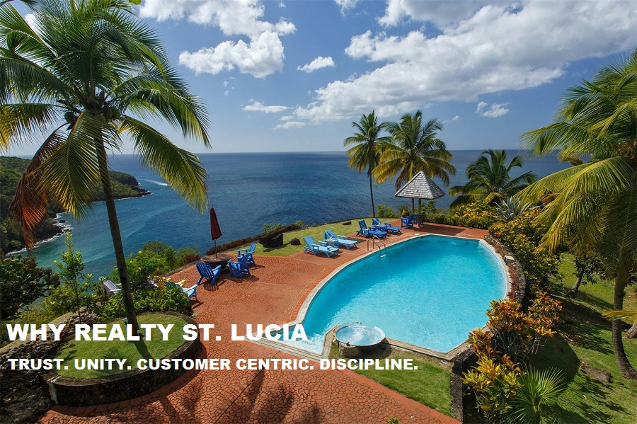 Why Realty St Lucia