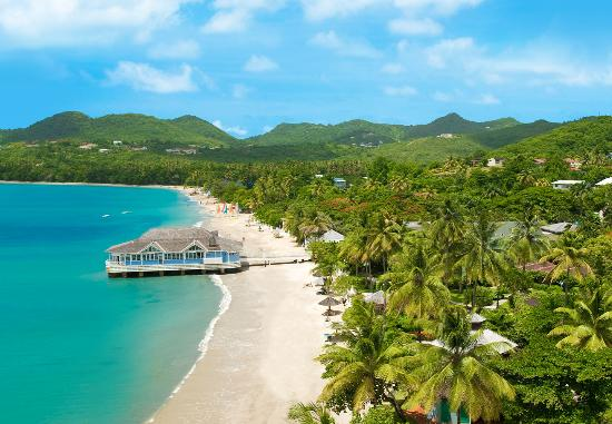 Leasing of Saint Lucia's Queen's Chain