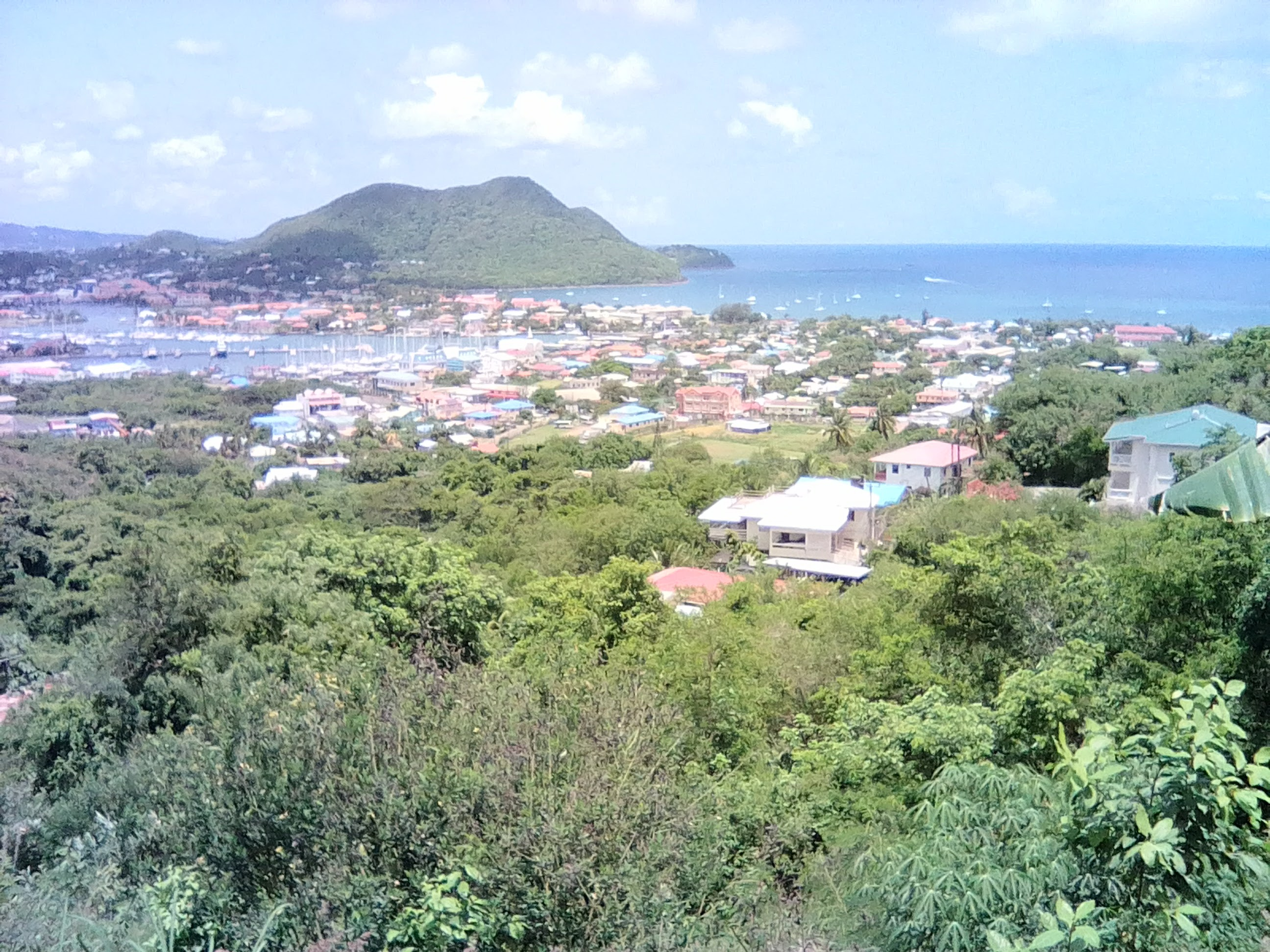 22000 sq ft land for Sale in Gros Islet