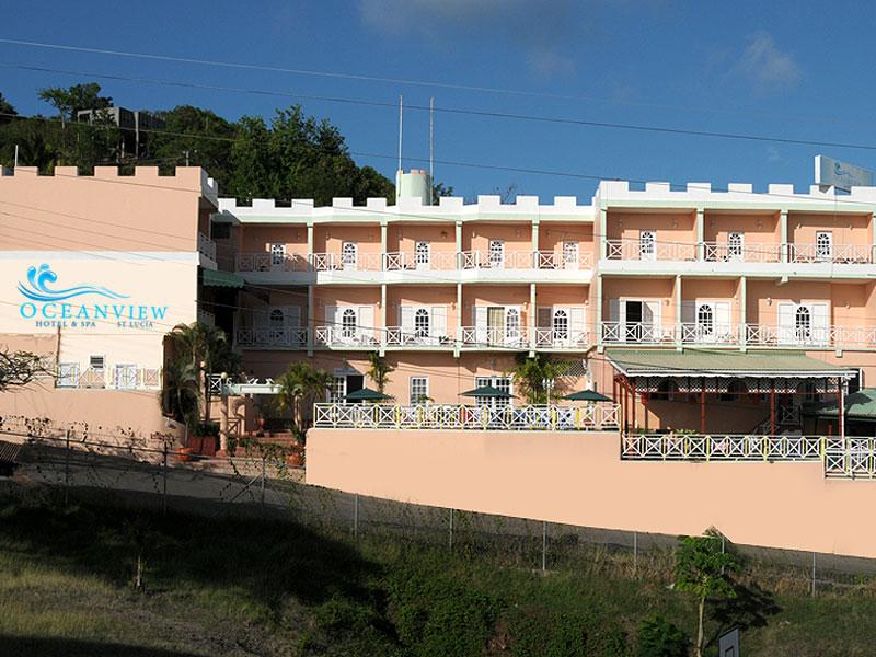 oceaan view hotel for sale