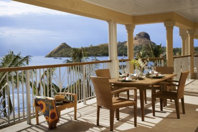 buying a house in st lucia from overseas