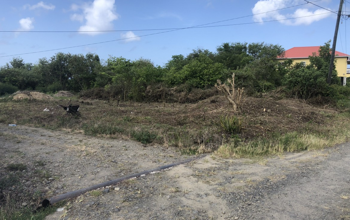 land for sale at Piaye choiseul