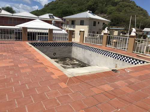 HOTEL FOr SALE IN ST LUCIA with pool