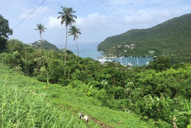 property for sale marigot bay saint lucia