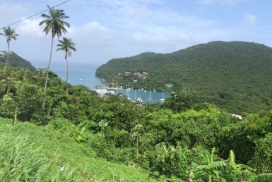land for sale marigot bay saint lucia