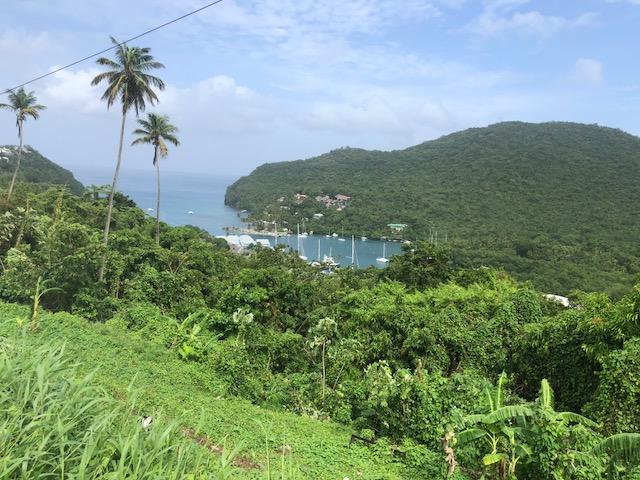 land for sale marigot bay saint lucia