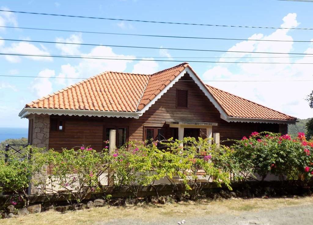 villa sherry for sale in marigot st lucia