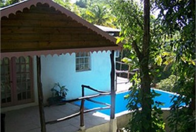 columbette cottage st lucia for sale
