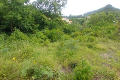 land for sale at caye mange gros islet