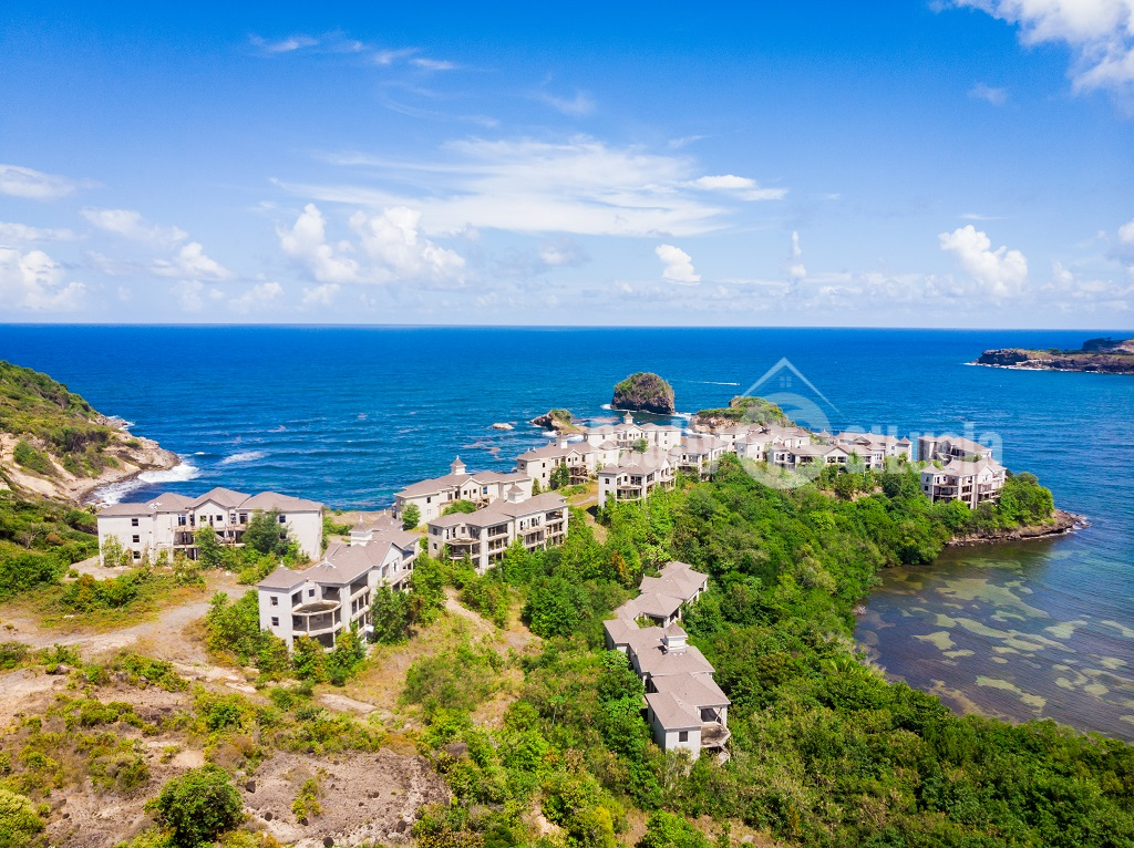 St Lucia abandon hotel for sale