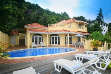 mango tree villa for sale st lucia
