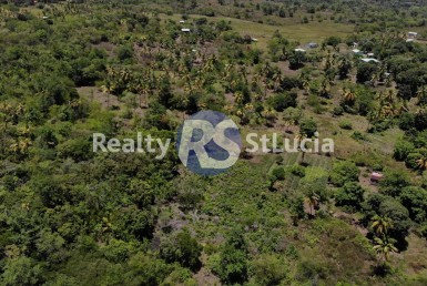 land for sale in micoud saint lucia