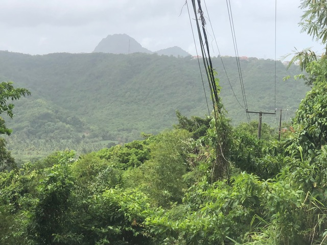 homes for sale st lucia marigot bay view