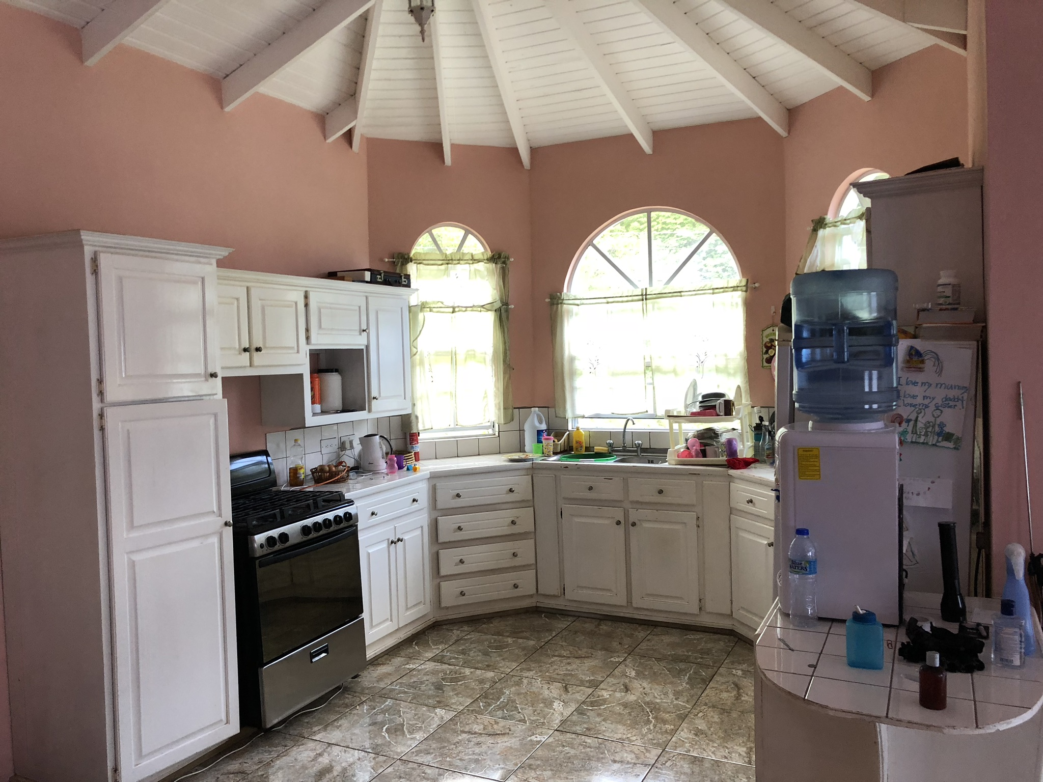 house with apartment in soufriere st lucia