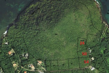 Rodney Bay st Lucia land for sale