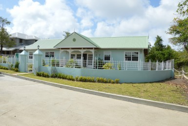 house for sale at beausejour gros islet