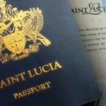 St Lucia citizenship application