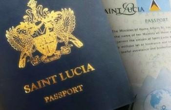 St Lucia citizenship application