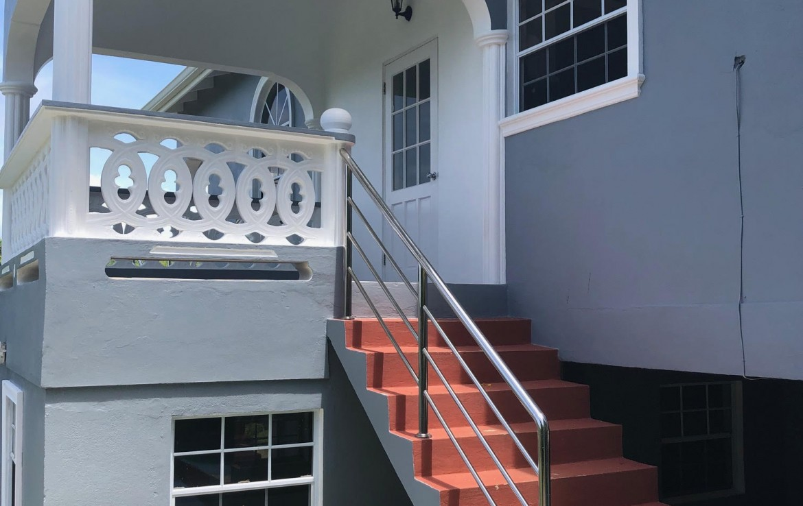 house for sale in vieux fort 5 bed 3 baths steps