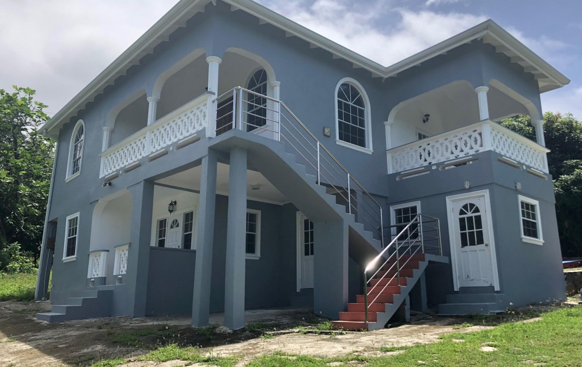 house for sale at Aupicon Vieux-Fort St Lucia