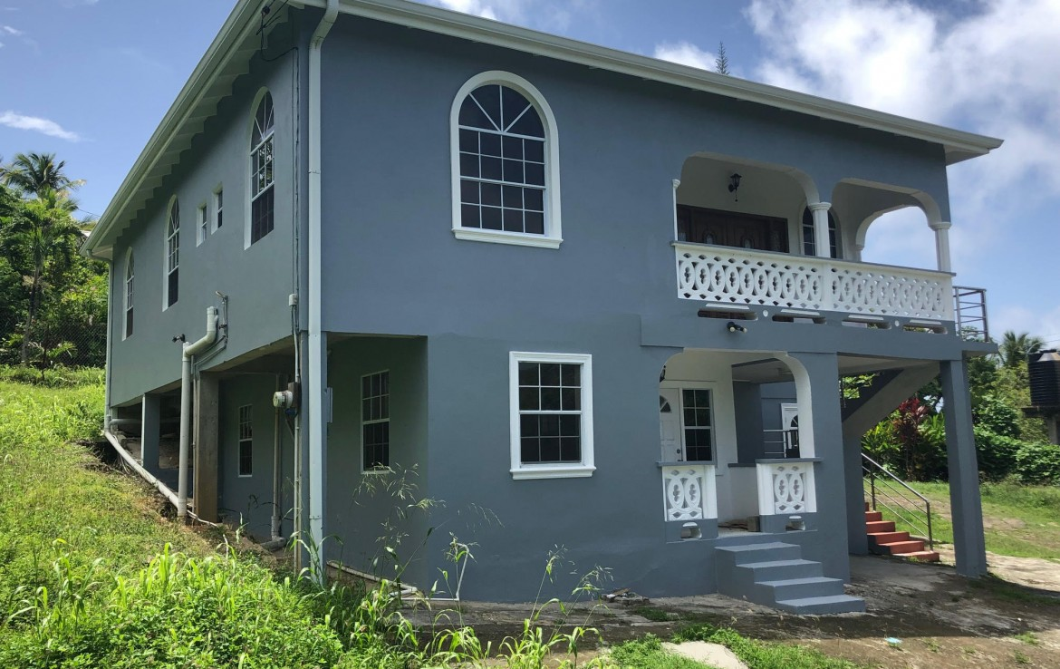 house for sale in vieux fort 5 bed 3 baths