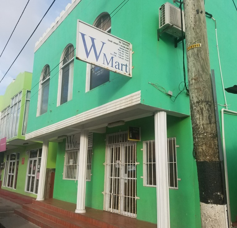 commercial building for sale in vieux fort st lucia