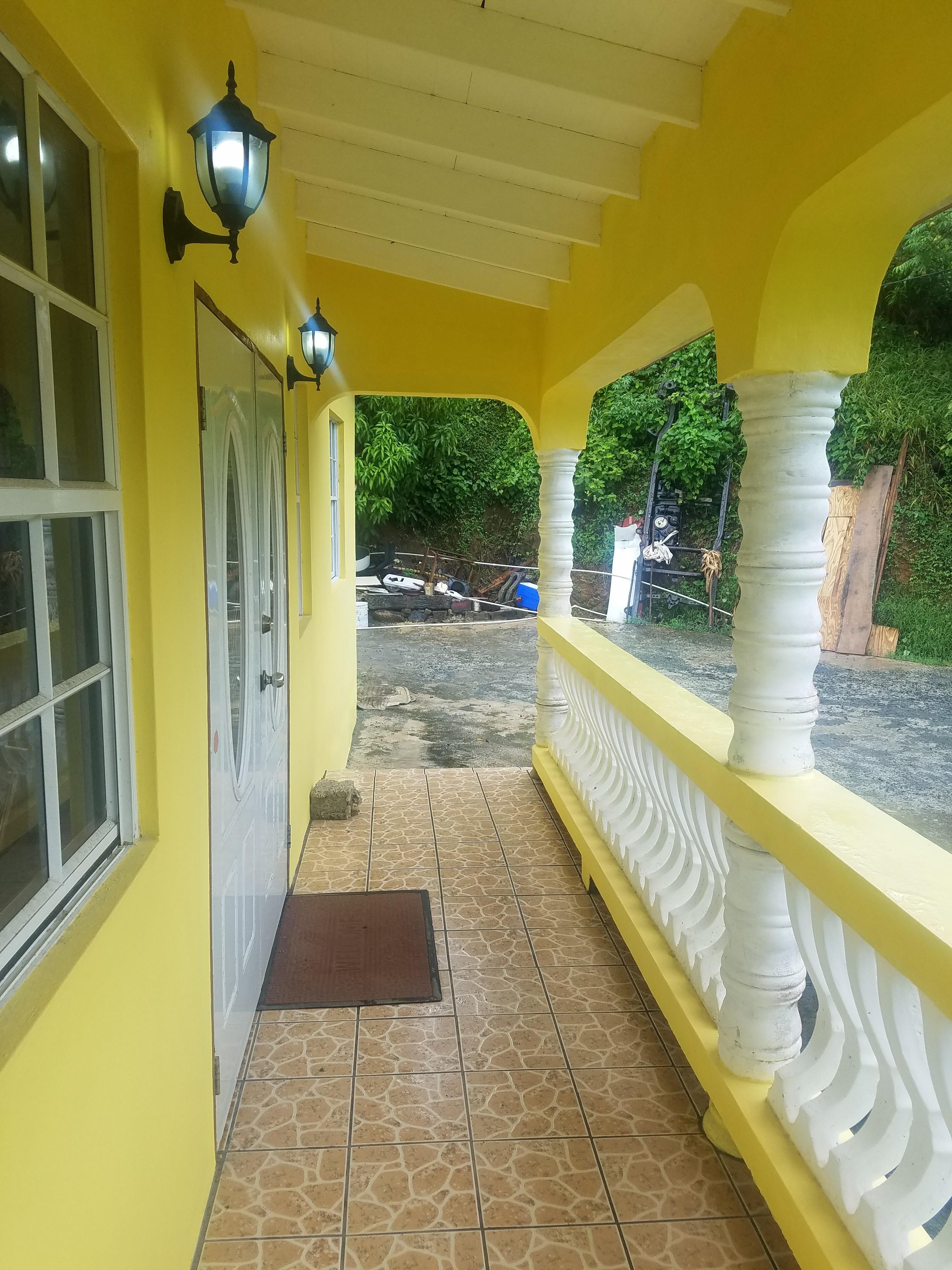 house for sale at babonneau st lucia