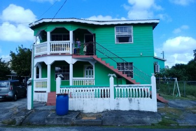 house for sale in Vieux Fort