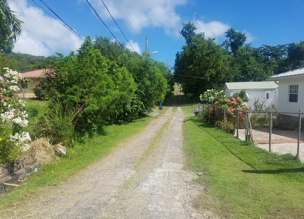 Small Property For Sale Near Horse Racing Track In Vieux-Fort