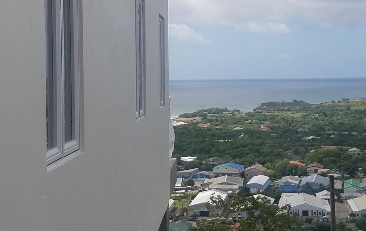 new house for sale in vieux fort st Lucia
