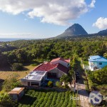 How much does it cost to build a home in St Lucia?