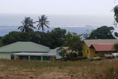Land for sale in Saint Lucia with Ocean Views