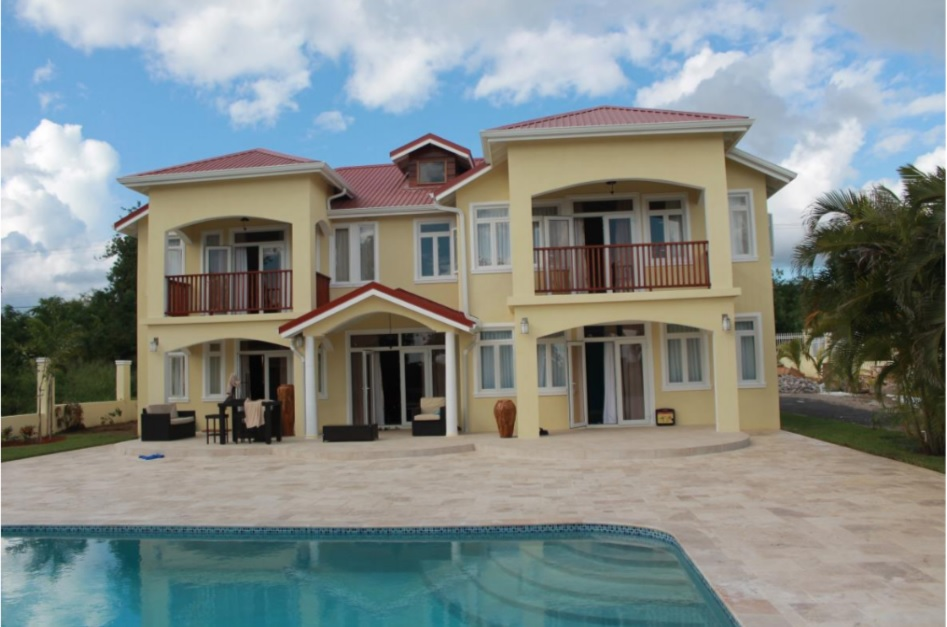 luxury house for sale in st lucia
