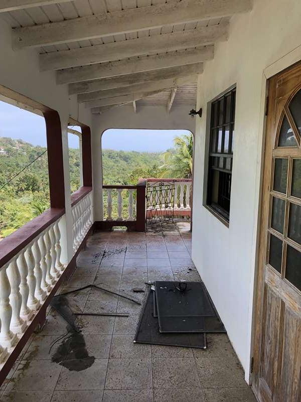 Fixer Upper House For Sale Saint Lucia, Mon Repos Micoud