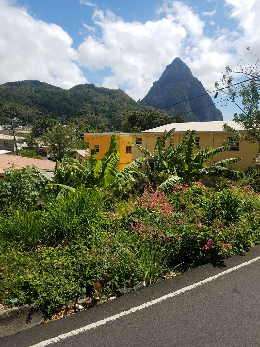 lot for sale in soufriere