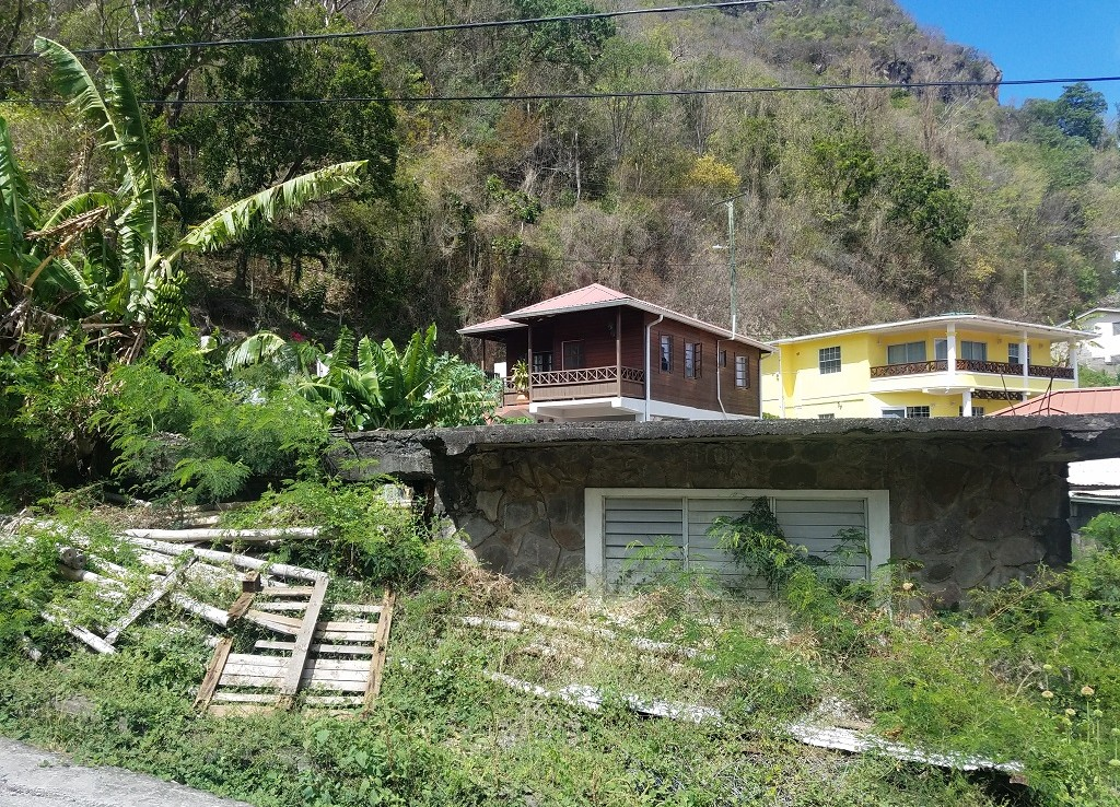fiver upper for sale in soufriere saint St Lucia