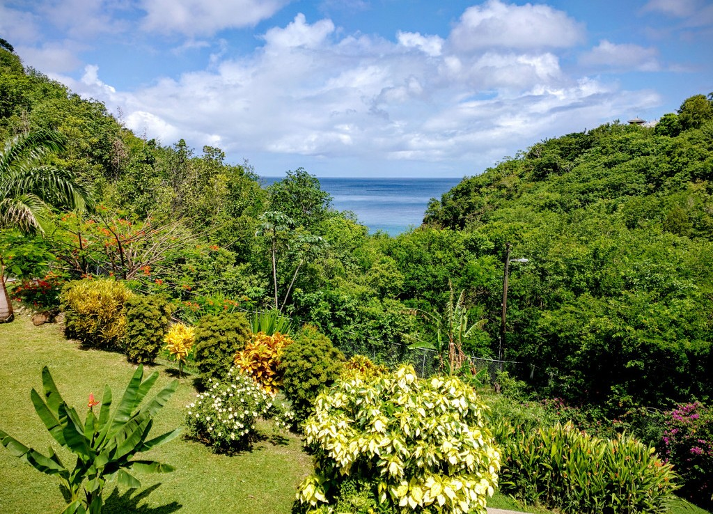 marigot st lucia villa for sale daytime view