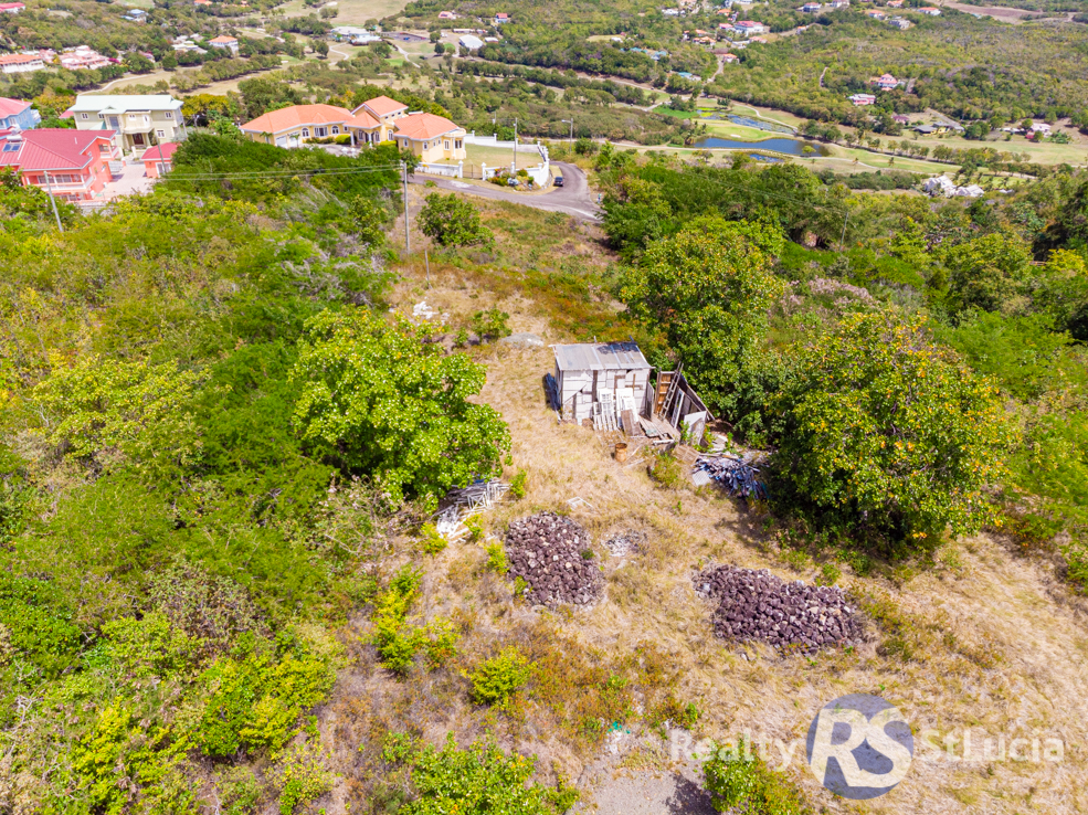 st lucia real estate for sale cap estate land
