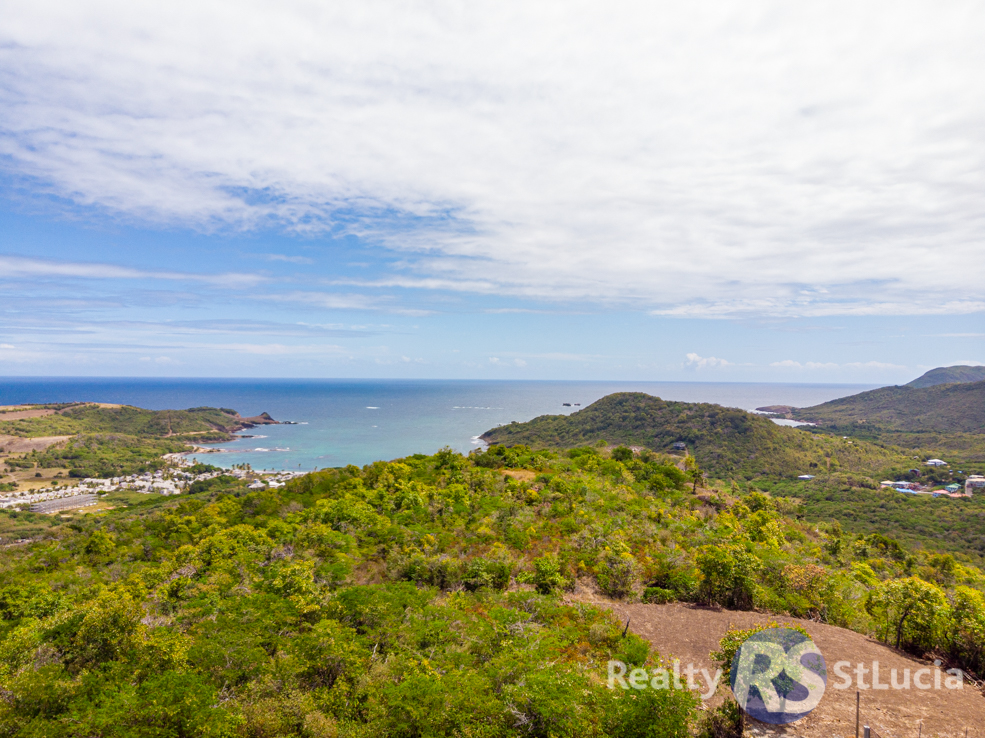 st lucia real estate for sale sea views