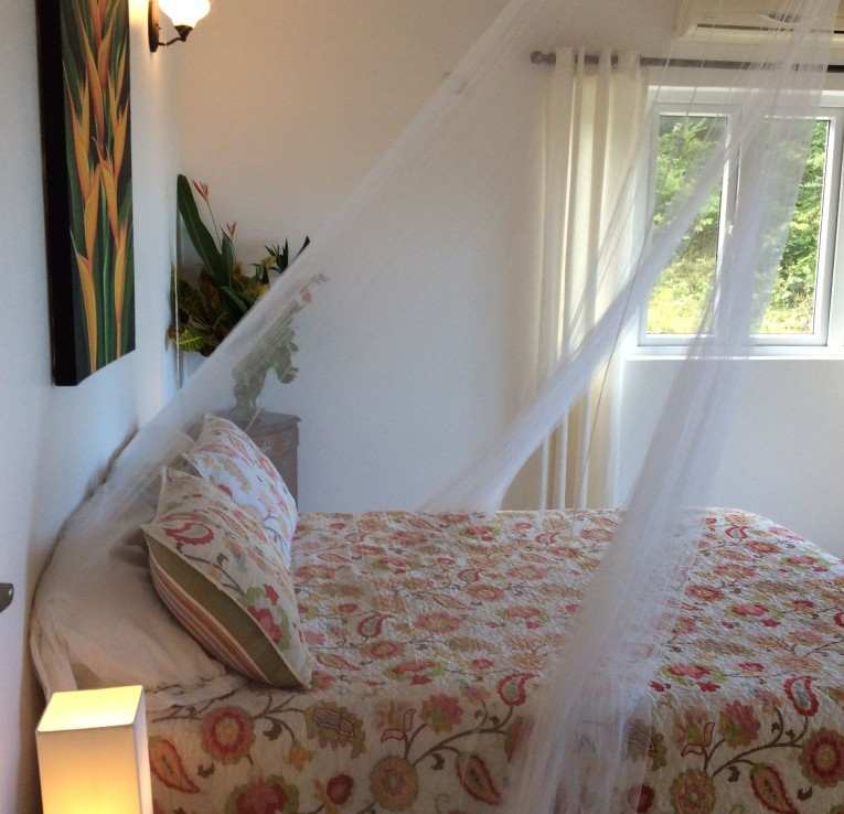 marigot st lucia villa for sale bedroom 4