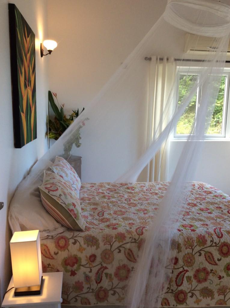 marigot st lucia villa for sale bedroom 4