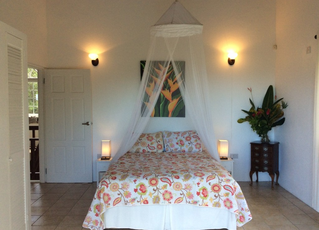 marigot st lucia villa for sale bedroom4