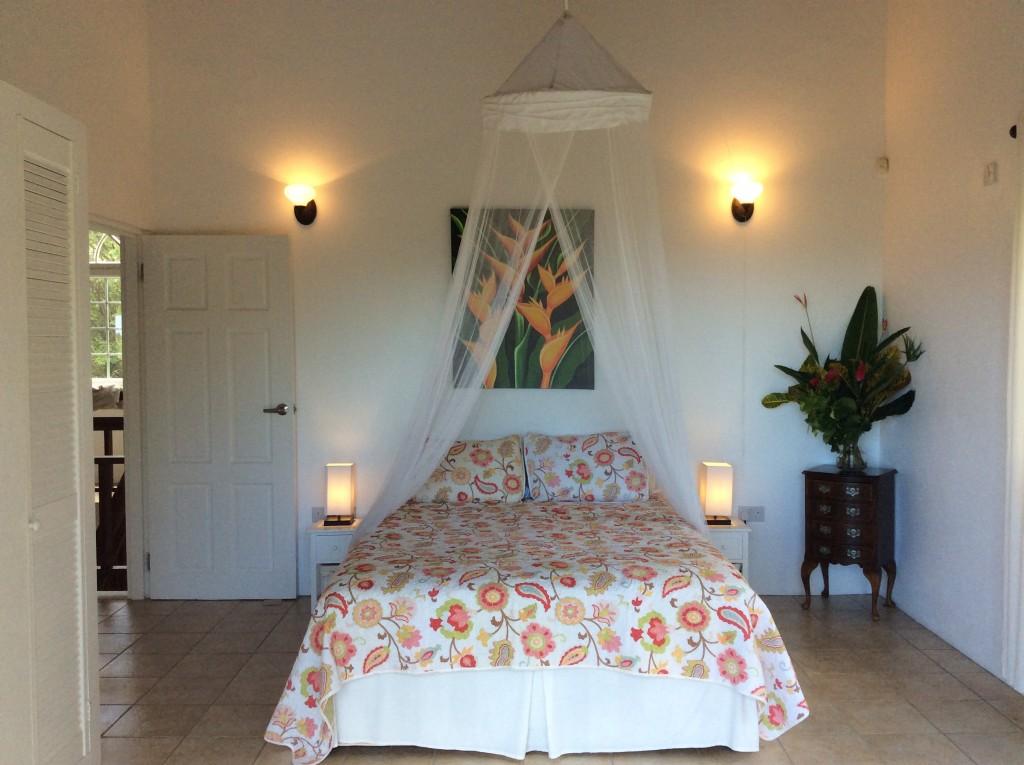 marigot st lucia villa for sale bedroom4