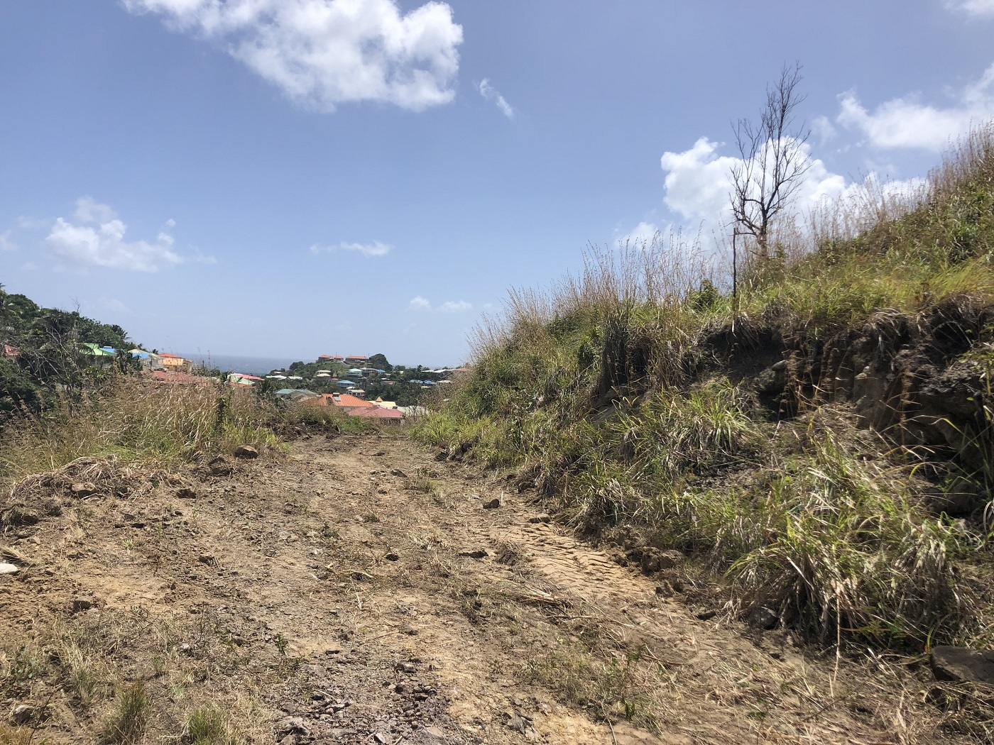 land for sale in dennery st luca