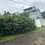 14,305 sq. ft. land for sale at Cap Estate St Lucia