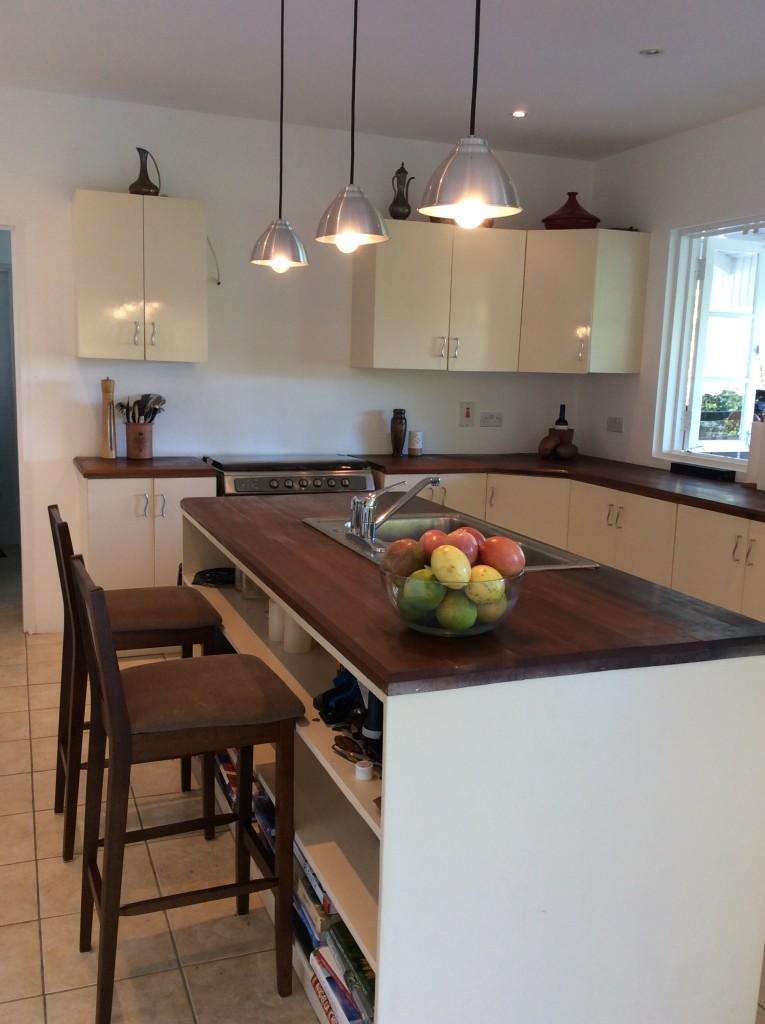marigot st lucia villa for sale kitchen cupboards